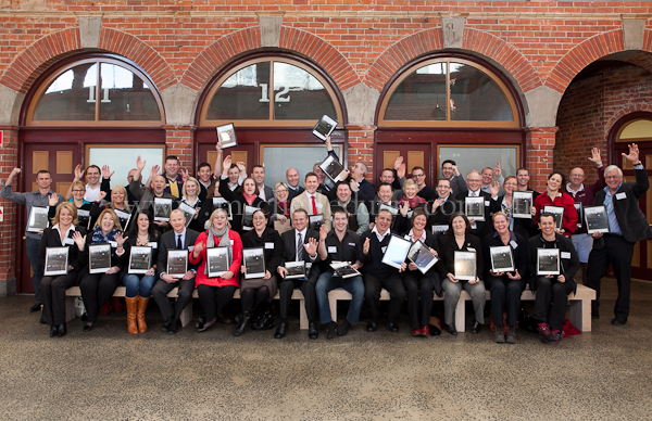 2012 CGU Commerce Ballarat Business Award Finalists