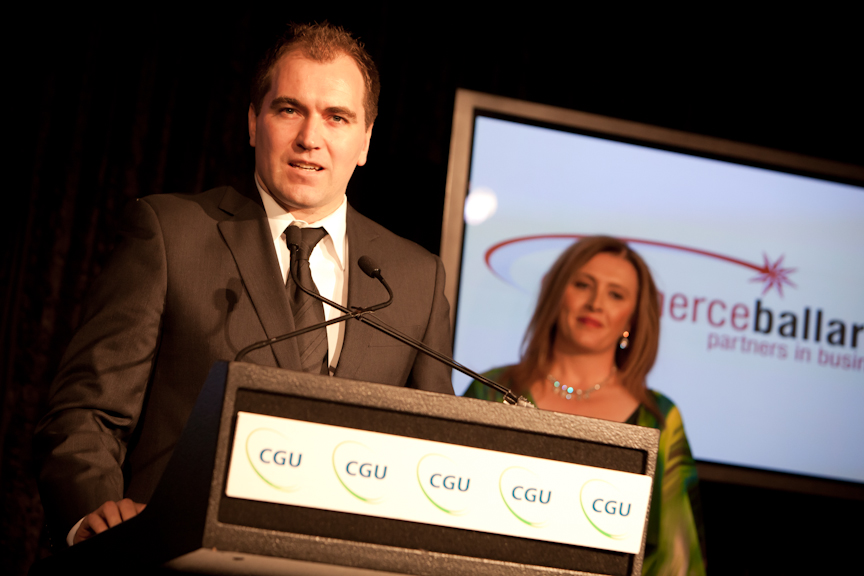 Commerce Ballarat Business Awards 2013