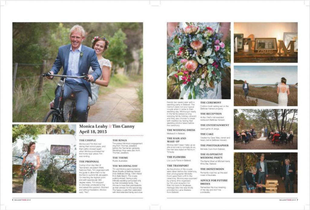 Ballarat Bride wedding photography