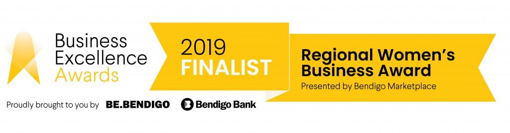 Bendigo business award finalist